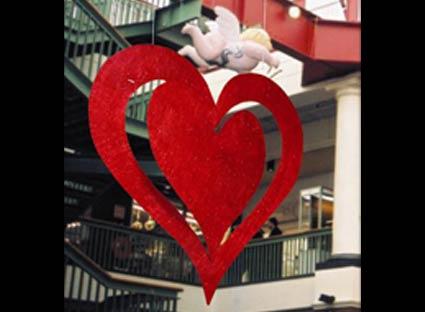 Velké sisalové srdce