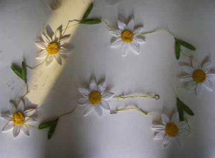 Květinová girlanda